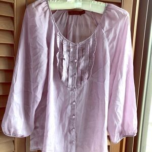 Tops - Lilac Blouse
